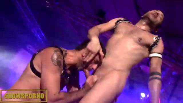 Live sex shows in europe