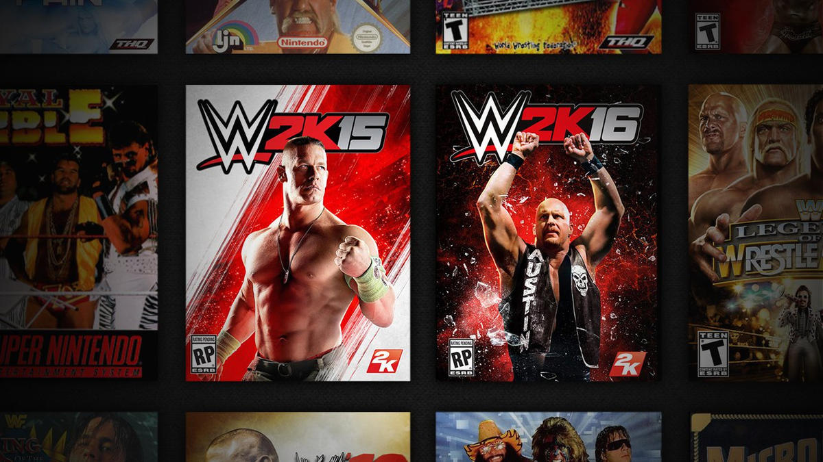 Wwe cover