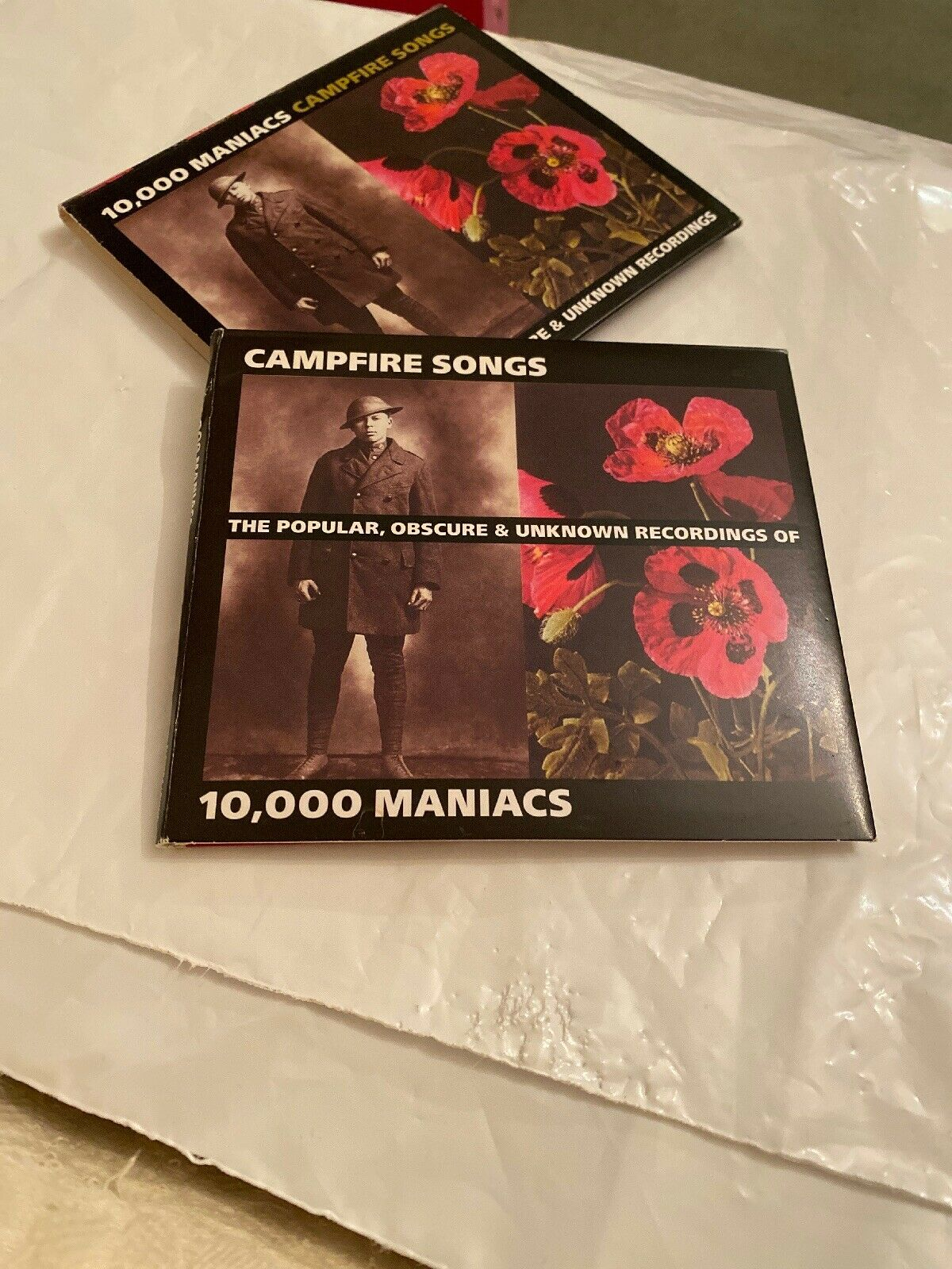 Campfire songs the popular obscure and unknown recordings