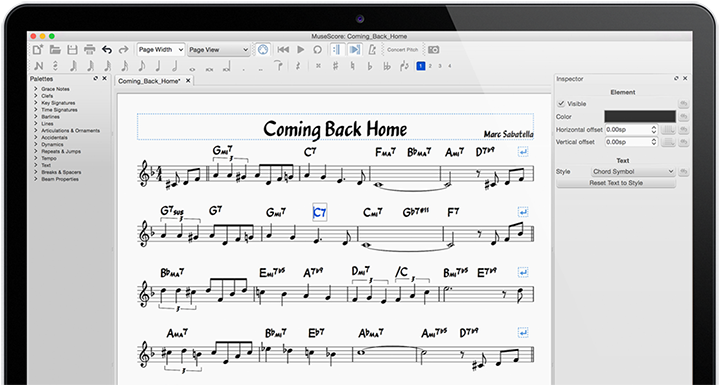 New music notation software