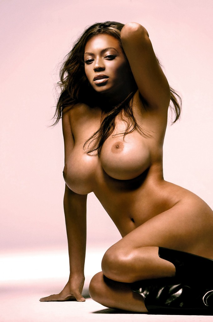 Naked beyonce images