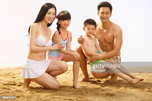 Young babes nudist family picture