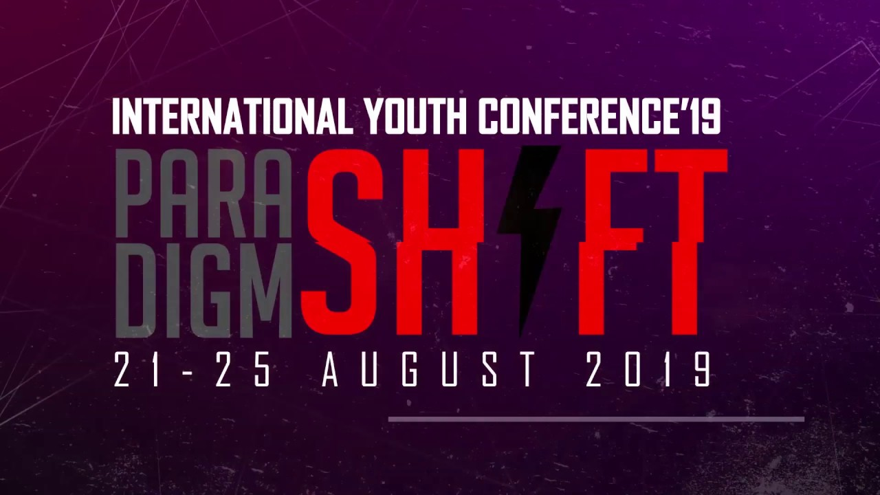 Youth alive conference 2019